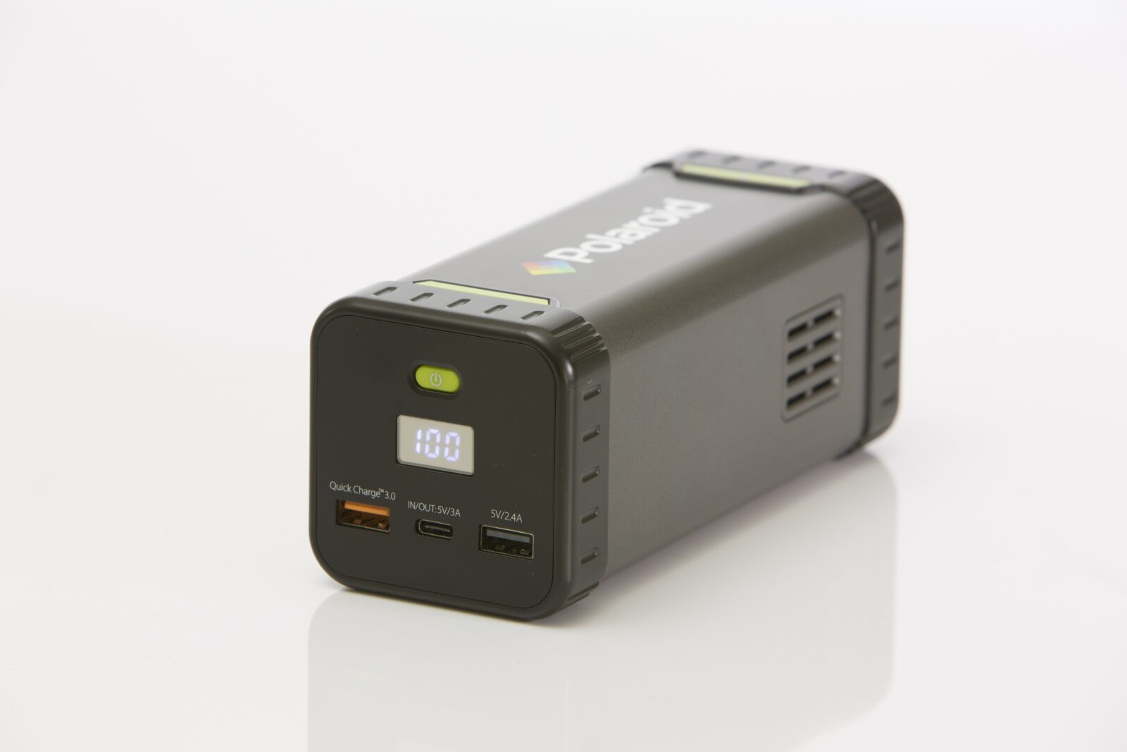 Polaroid PS100 kannettava latausasema