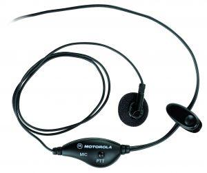 Motorola HF-korvanappi mikrofonilla