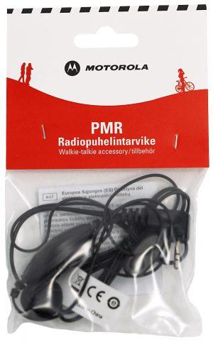 Motorola radiopuhelimen vaihtoklipsi