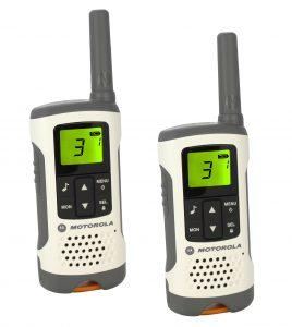 Motorola TLKR T50 radiopuhelin pari