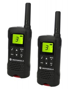 Motorola TLKR T60 radiopuhelin pari