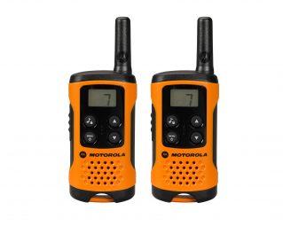 Motorola TLKR T41-radiopuhelimet