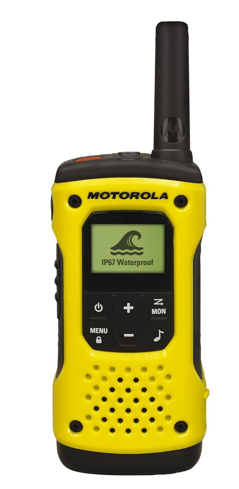 Motorola TLKR T92 H20 radiopuhelinsetti