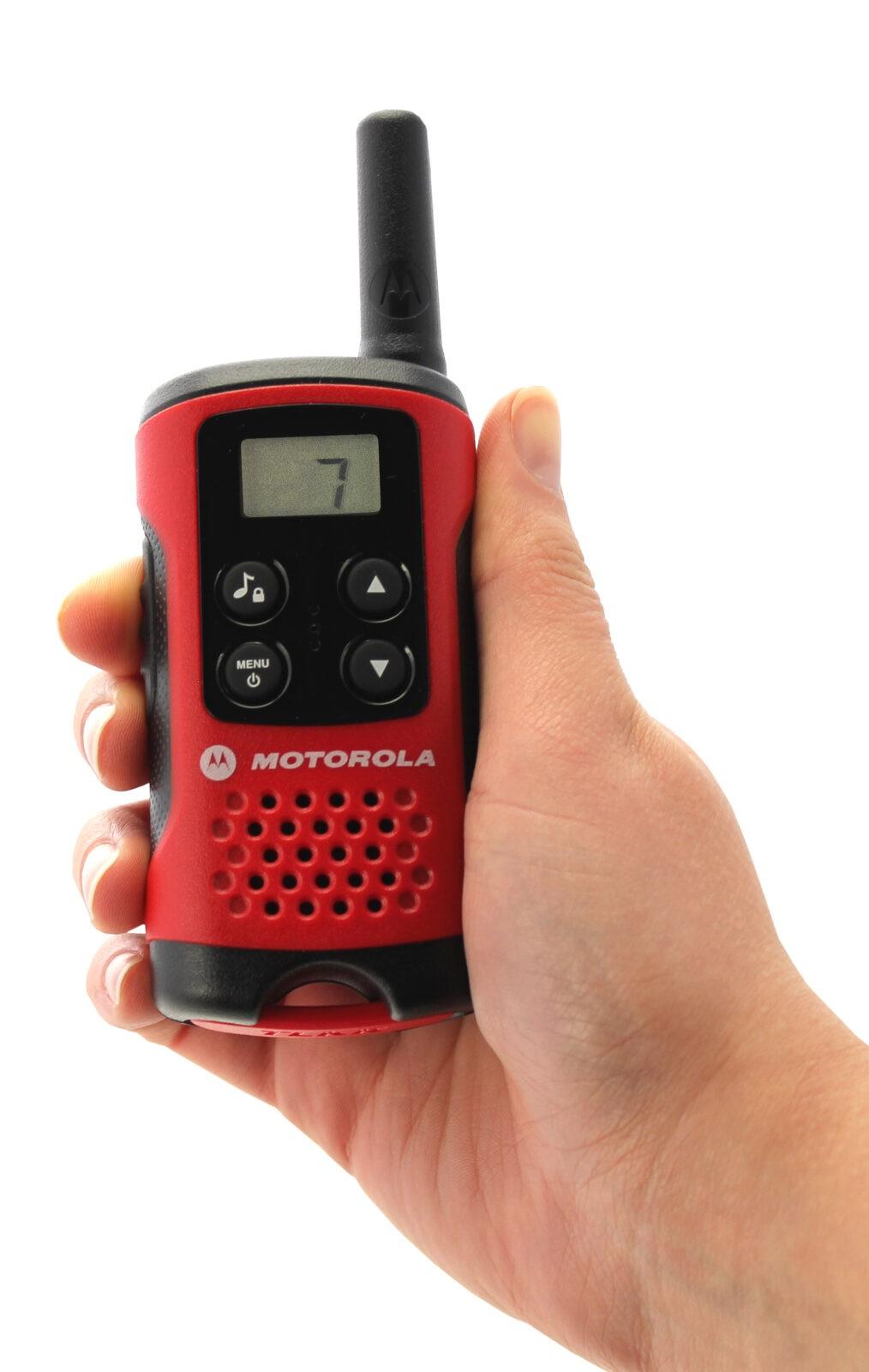 Motorola TLKR T40 radiopuhelin