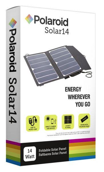 Polaroid Solar14 in box