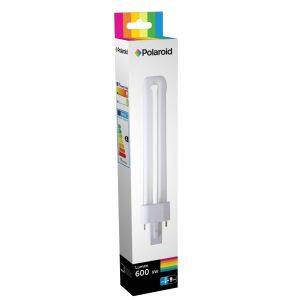 Polaroid halogeenilamppu G23 9W 4200K