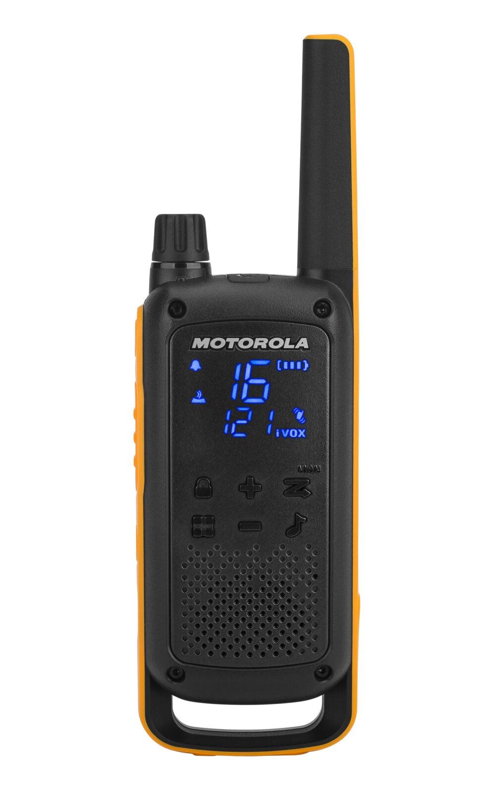 Motorola TALKABOUT T82 Extreme -radiopuhelinsetti RSM-mikrofoneilla