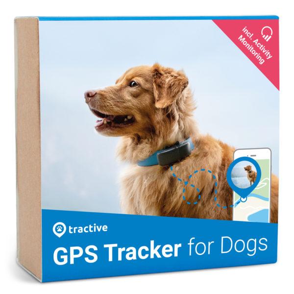 Tractive GPS Dog - koiran GPS-paikannin
